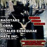 HALLOWEEN DARK NIGHT 2009