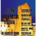 ROCK METAL FEST 2009