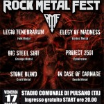 ROCK METAL FEST 2012
