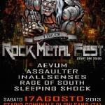 ROCK METAL FEST 2013